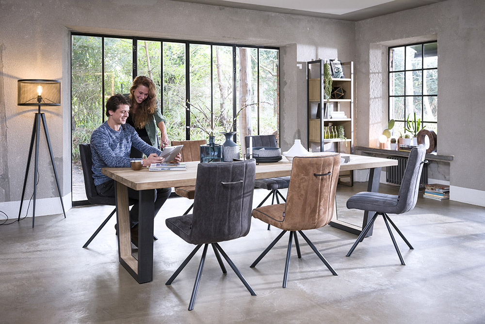 Sicomob - Tables & Chaises - H&H - ELZA