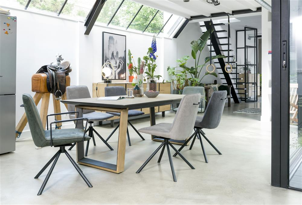Sicomob - Tables & Chaises - H&H - PEDRO