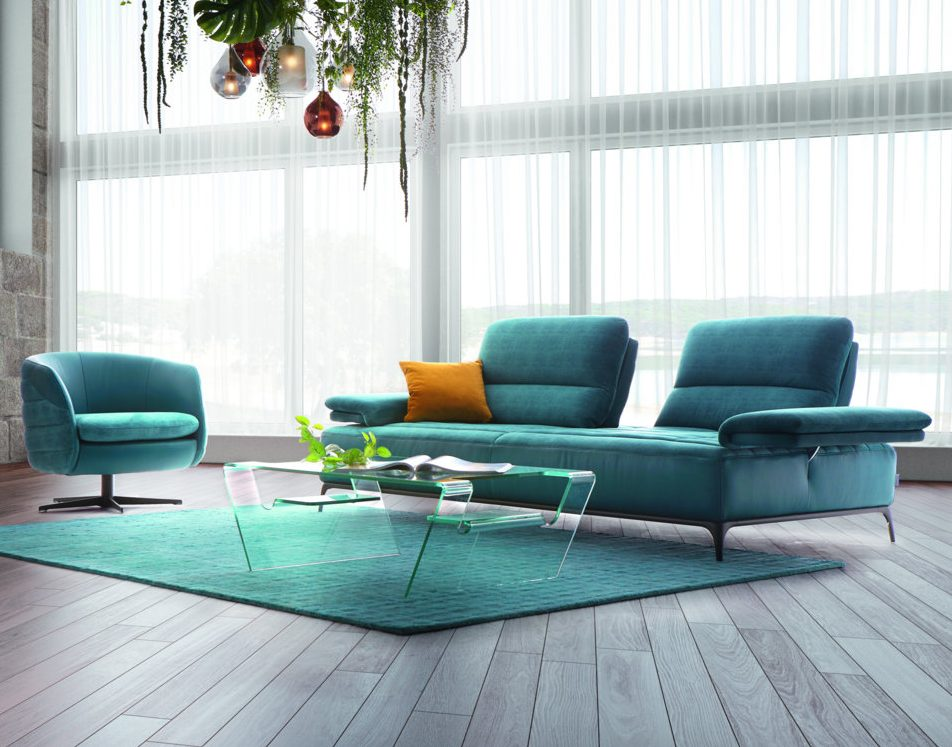 Sicomob -canapés et fauteuils - illustration mobilier de france sherman