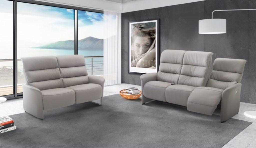 Sicomob -canapés et fauteuils - illustration mobilier de france CYRUS