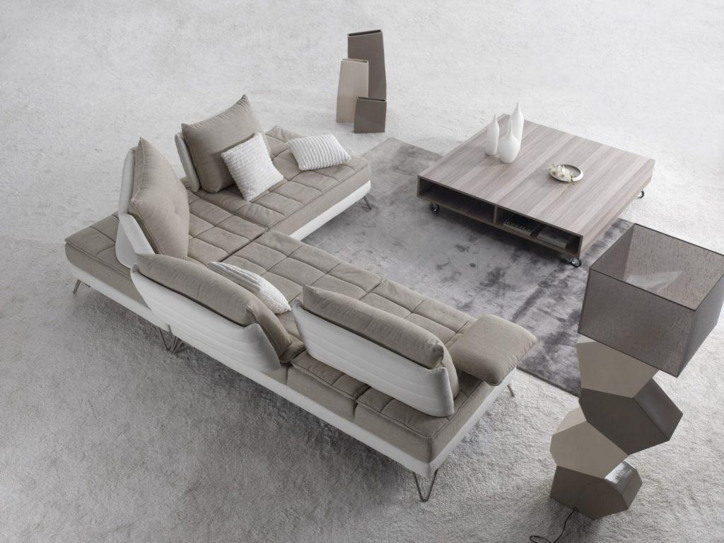 Sicomob -canapés et fauteuils - illustration mobilier de france Daxon