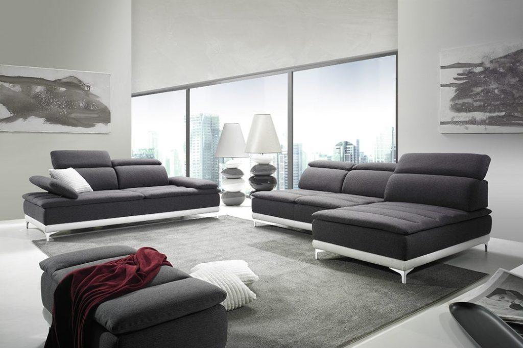 Sicomob -canapés et fauteuils - illustration mobilier de france Colorado