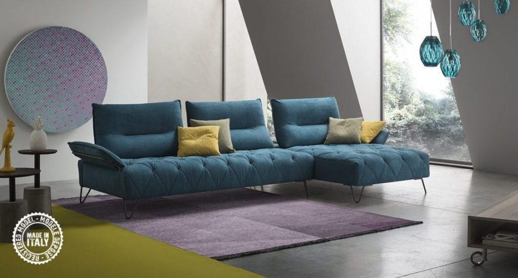 Sicomob -canapés et fauteuils - illustration mobilier de france emerald