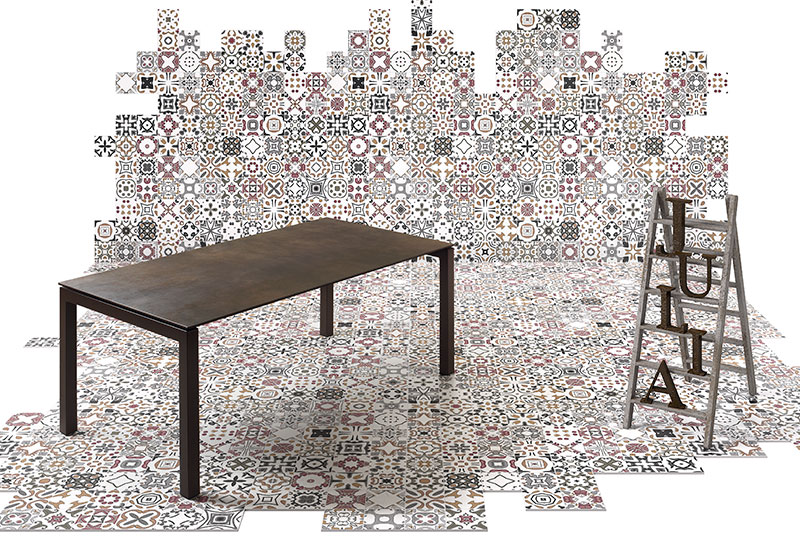 Sicomob - Tables & Chaises -MOBLIBERICA - JULIA