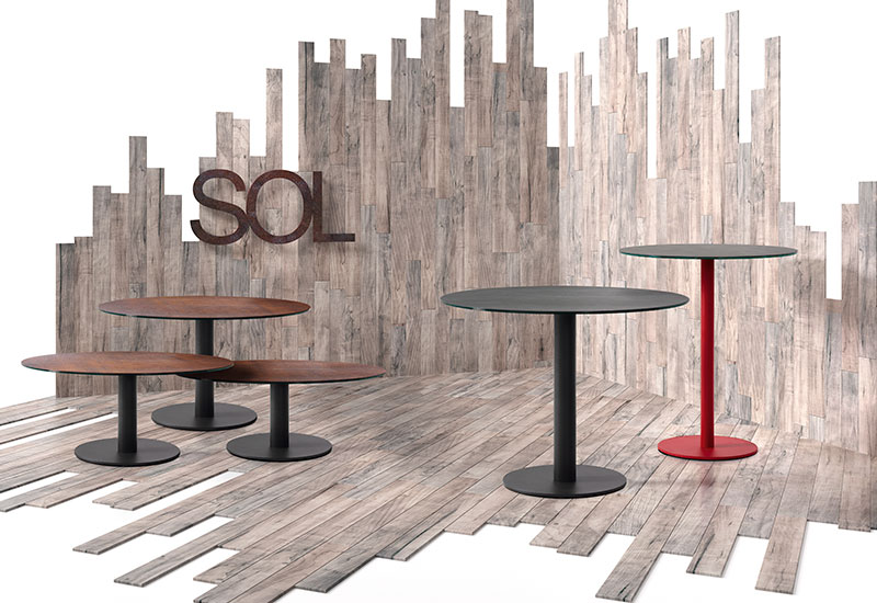 Sicomob - Tables & Chaises - MOBLIBERICA - SOL