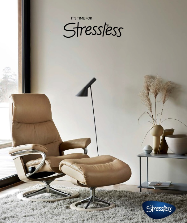 Sicomob -canapés et fauteuils - illustration stressless sunrise